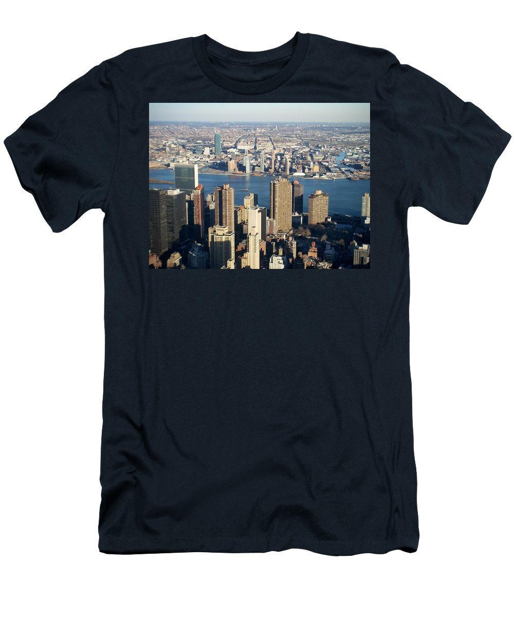 Nyc T-Shirt featuring the photograph Nyc 6 by Anita Burgermeister