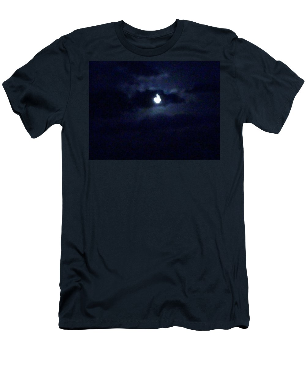 Men's T-Shirt (Athletic Fit) featuring the photograph SKY by Carl Granlund