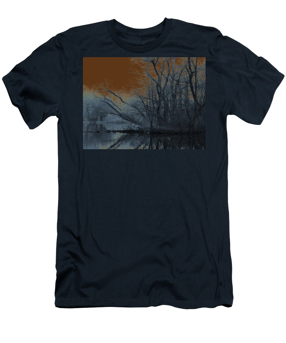Solarization T-Shirt featuring the photograph Solarization by Kendall Eutemey