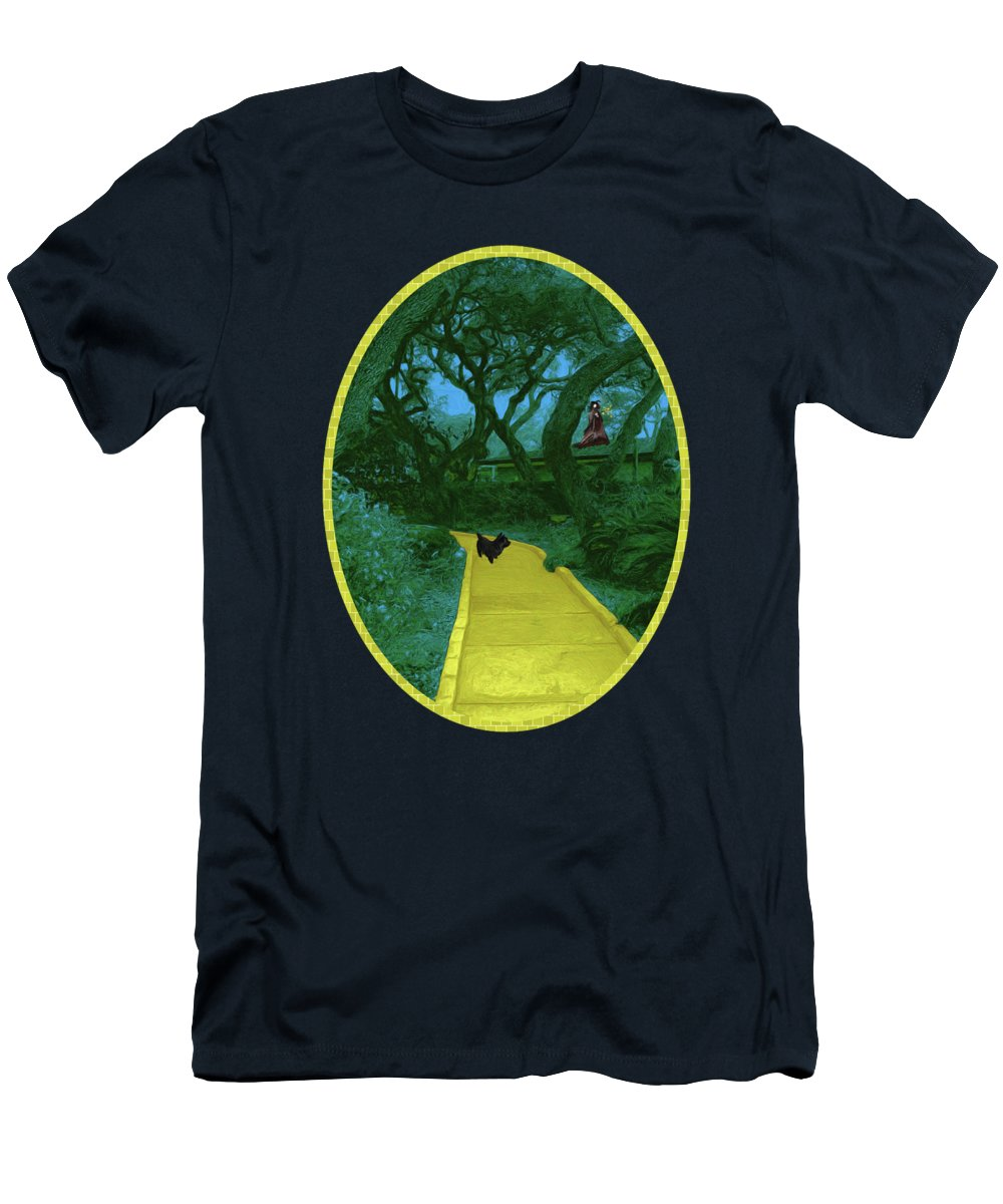 Imagination Paintings T-Shirts