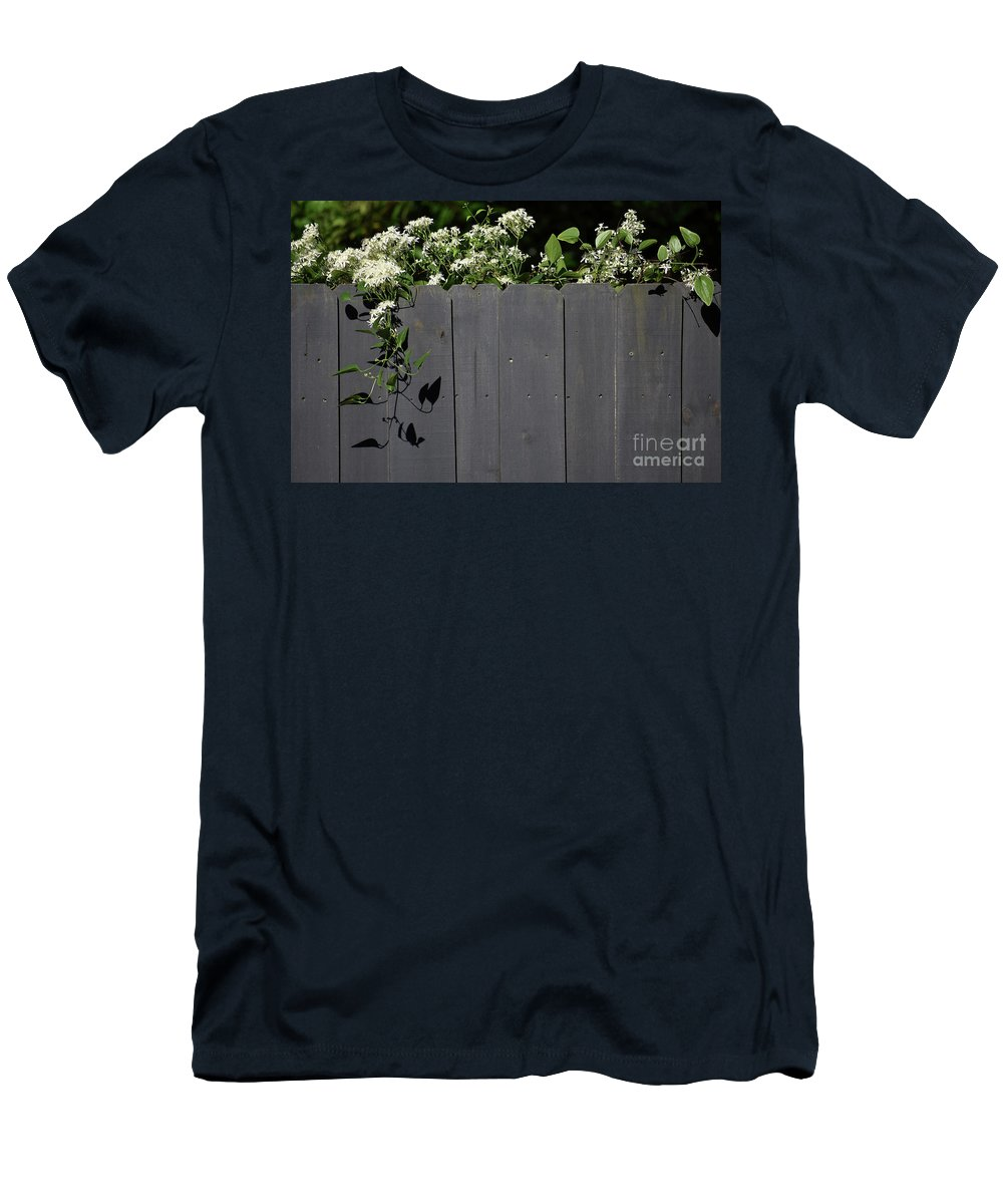 Men's T-Shirt (Athletic Fit) featuring the photograph Borrowed Beauty. by Skip Willits