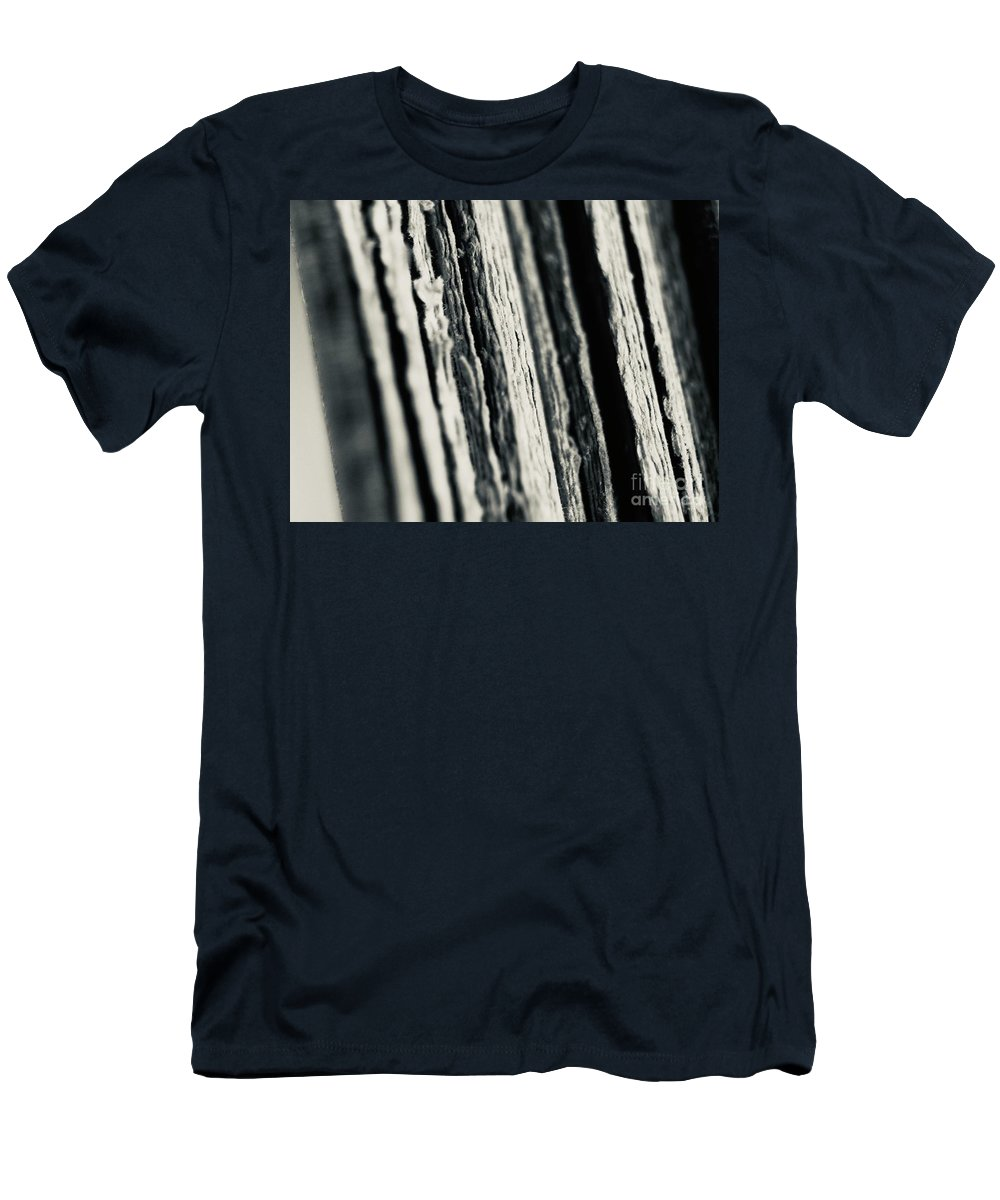 Love T-Shirt featuring the photograph Scratch Text by Andres Cavazos