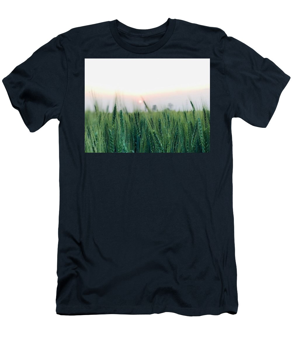 Lanscape T-Shirt featuring the photograph Greenery by Prashant Dalal