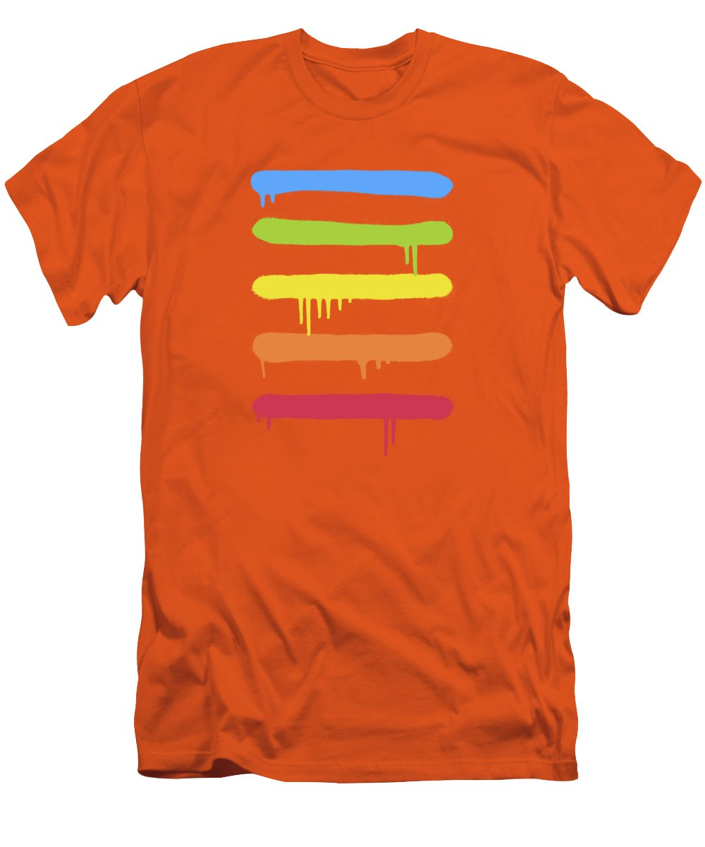 London Tube Slim Fit T-Shirts