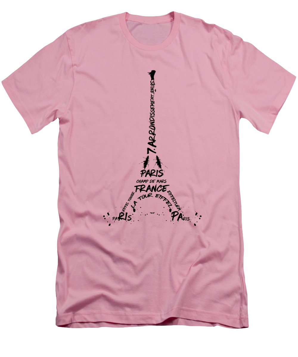 Paris Slim Fit T-Shirts