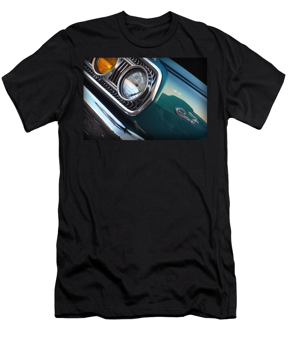 1966 Men's T-Shirt (Athletic Fit) featuring the photograph 1965 Dodge Coronet by Gordon Dean II