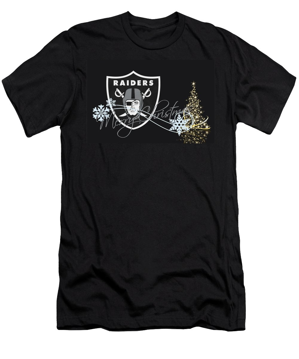 Oakland Raiders T-Shirt for Sale by Joe