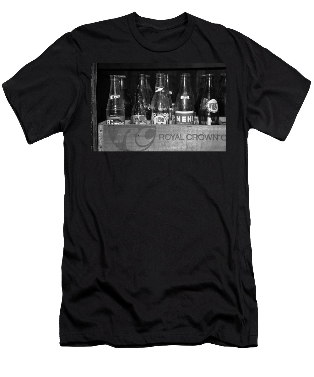 Men's T-Shirt (Athletic Fit) featuring the photograph 123 by David Lee Thompson