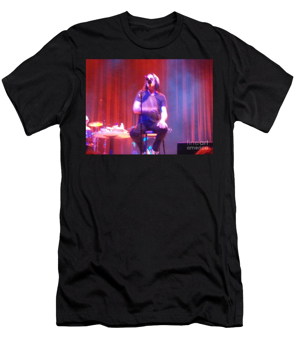Men's T-Shirt (Athletic Fit) featuring the photograph Todd by Kelly Awad