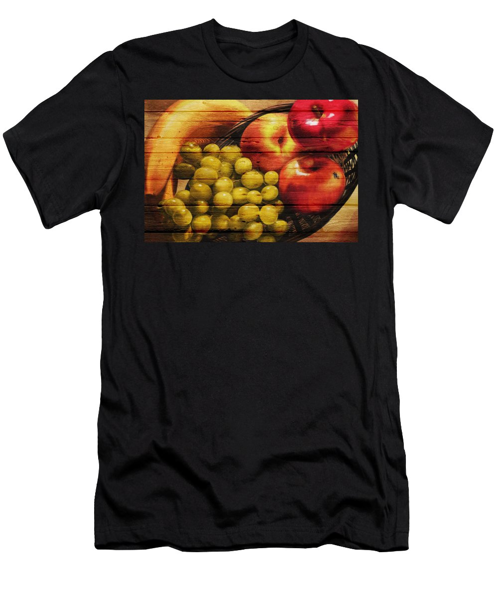 Fruit Men's T-Shirt (Athletic Fit) featuring the photograph Fruit by Joe Hamilton