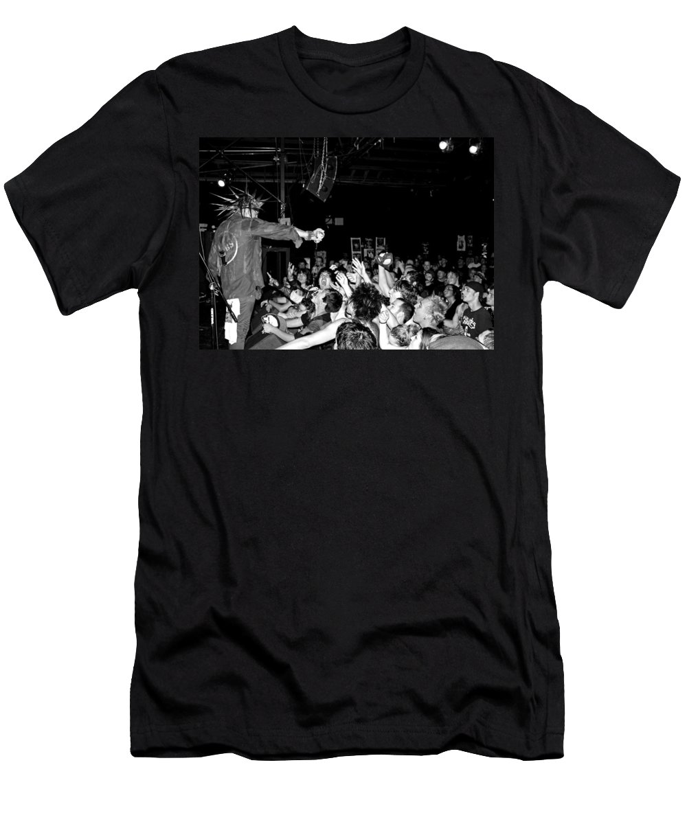 The Casualties Men's T-Shirt (Athletic Fit) featuring the photograph Untitled by Chiara Corsaro
