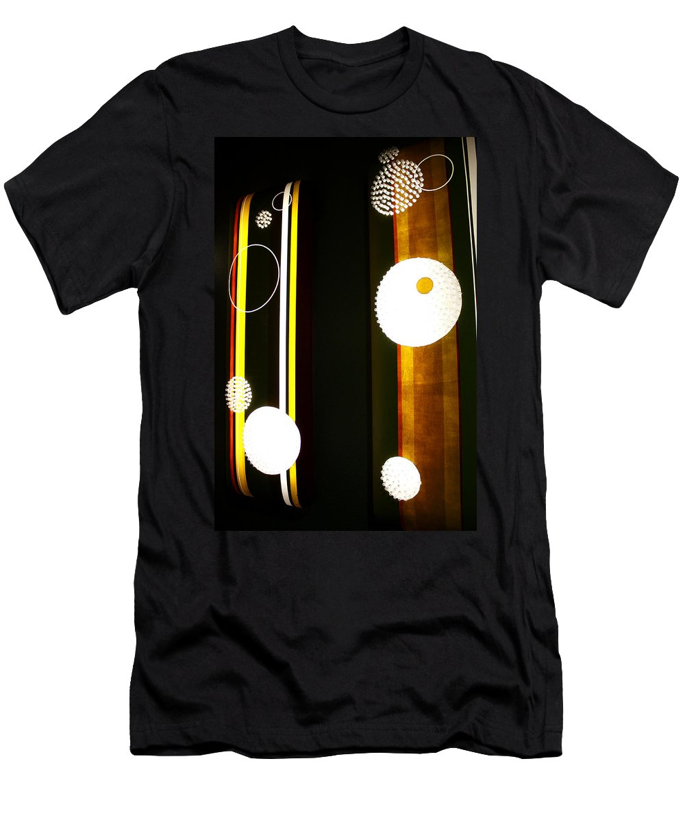 Las Vegas Men's T-Shirt (Athletic Fit) featuring the photograph Untitled by Chiara Corsaro