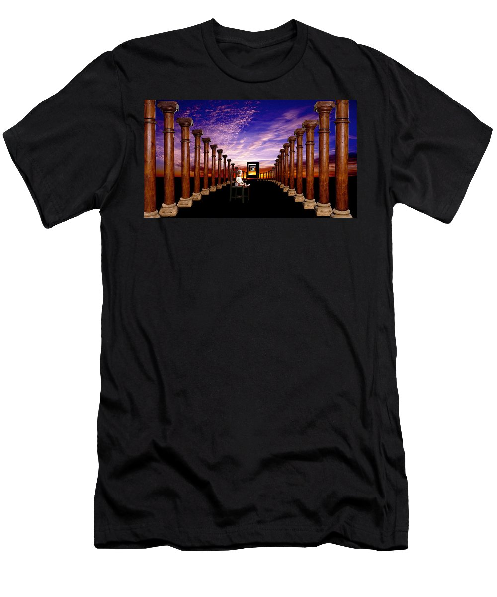 Baby Men's T-Shirt (Athletic Fit) featuring the photograph A New Day by Mauro Celotti