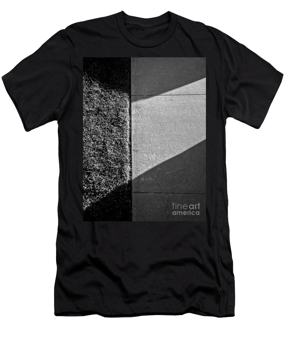Abstract Men's T-Shirt (Athletic Fit) featuring the photograph Airy Light by Fei A