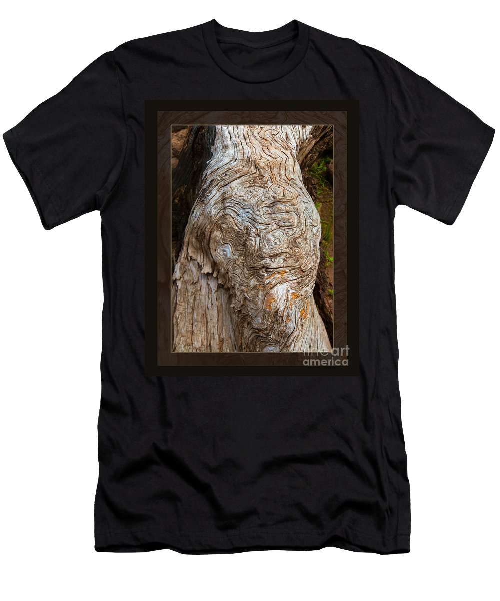 2013 Men's T-Shirt (Athletic Fit) featuring the photograph Ancient Expression Of Beauty by Omaste Witkowski