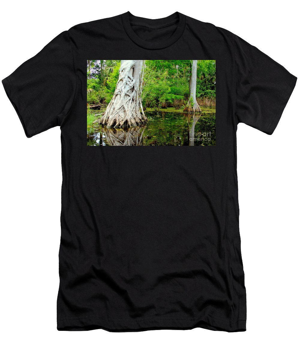 Woods T-Shirt featuring the photograph Backcountry by Carey Chen