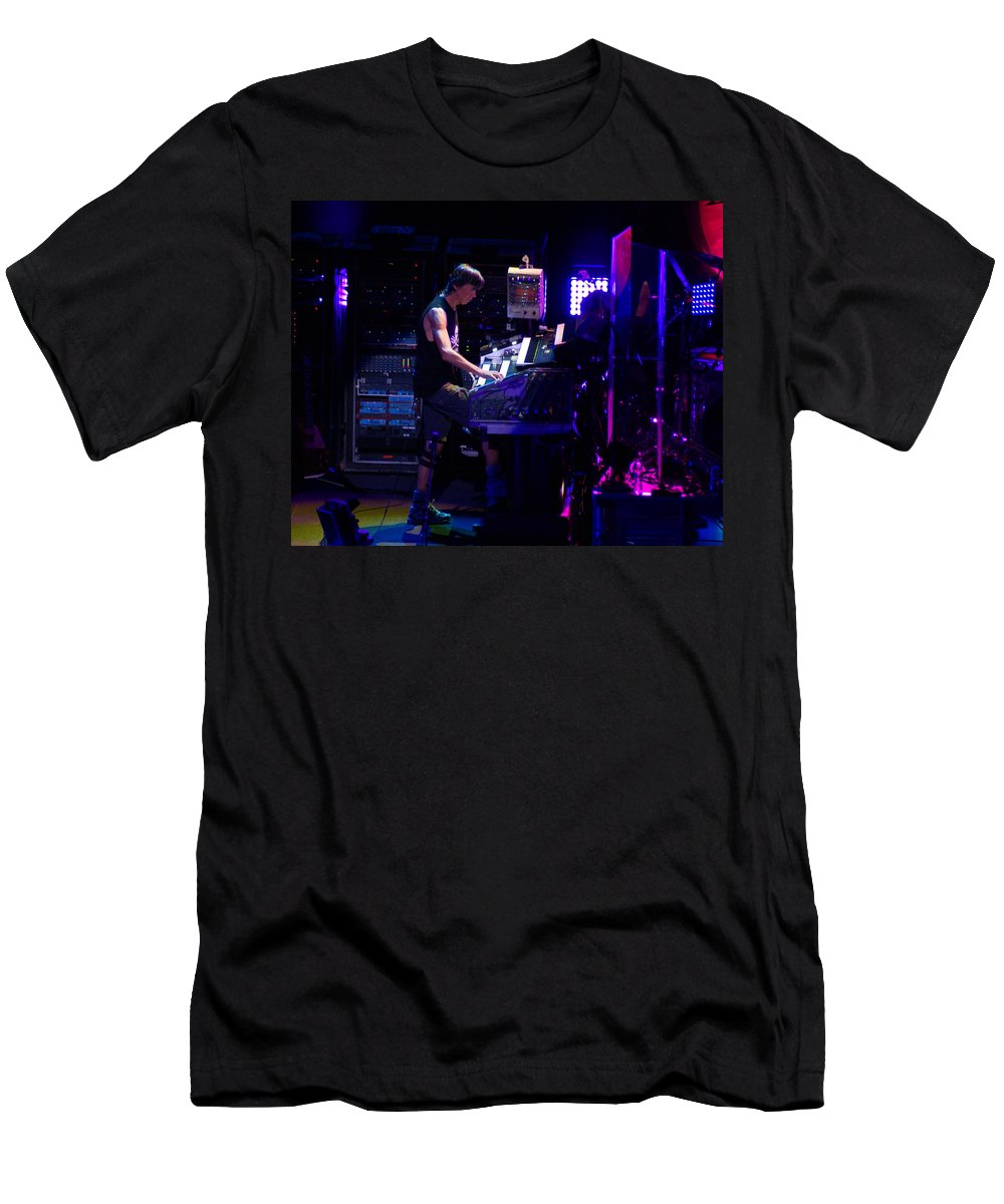 Boston Men's T-Shirt (Athletic Fit) featuring the photograph Boston #56 by Ben Upham