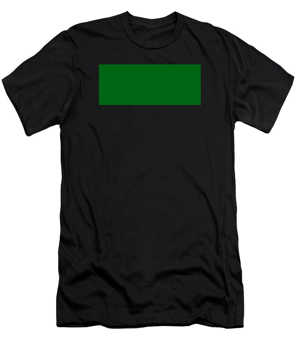 Abstract Men's T-Shirt (Athletic Fit) featuring the digital art C.1.0-102-20.5x2 by Gareth Lewis