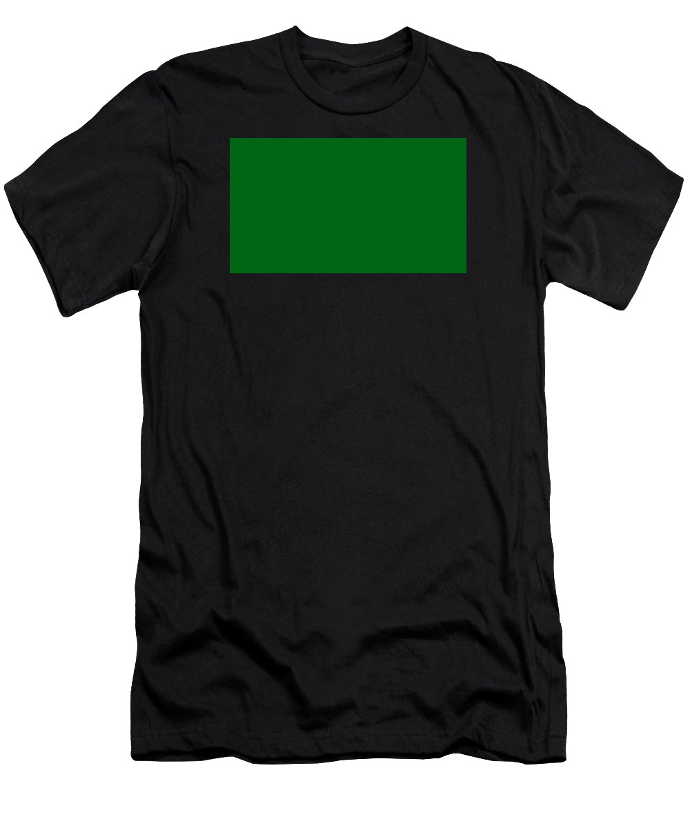 Abstract Men's T-Shirt (Athletic Fit) featuring the digital art C.1.0-102-20.7x4 by Gareth Lewis