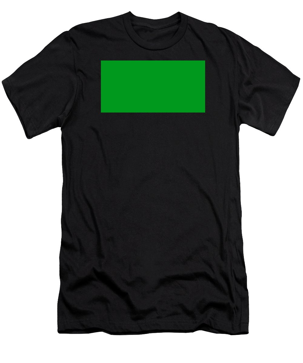 Abstract Men's T-Shirt (Athletic Fit) featuring the digital art C.1.0-153-30.2x1 by Gareth Lewis