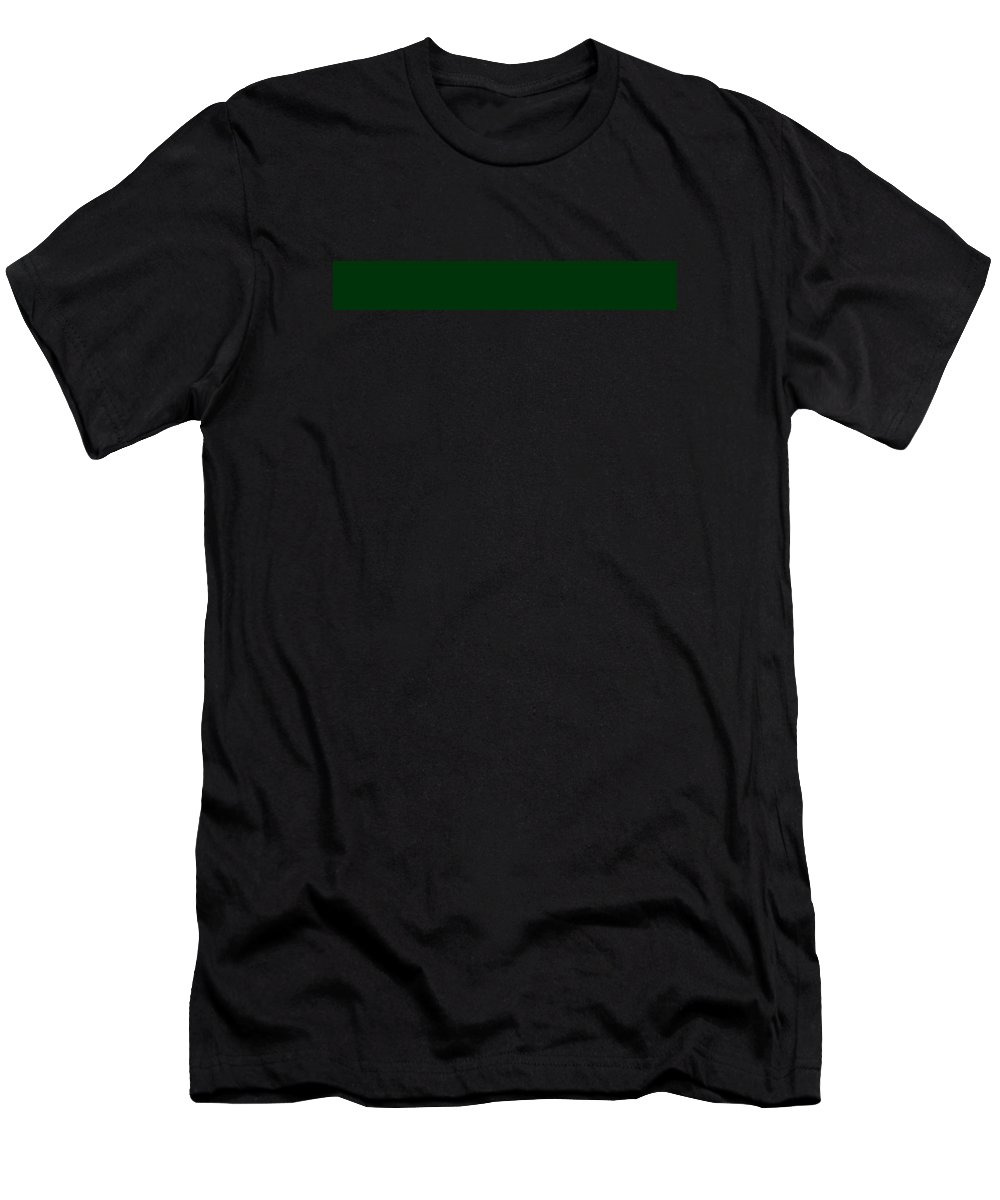 Abstract Men's T-Shirt (Athletic Fit) featuring the digital art C.1.0-51-10.7x1 by Gareth Lewis