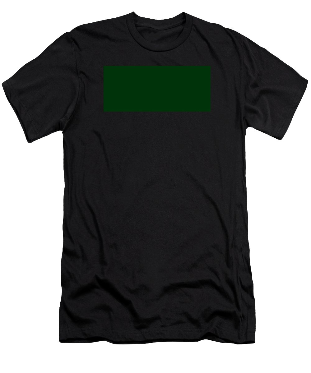 Abstract Men's T-Shirt (Athletic Fit) featuring the digital art C.1.0-51-10.7x3 by Gareth Lewis