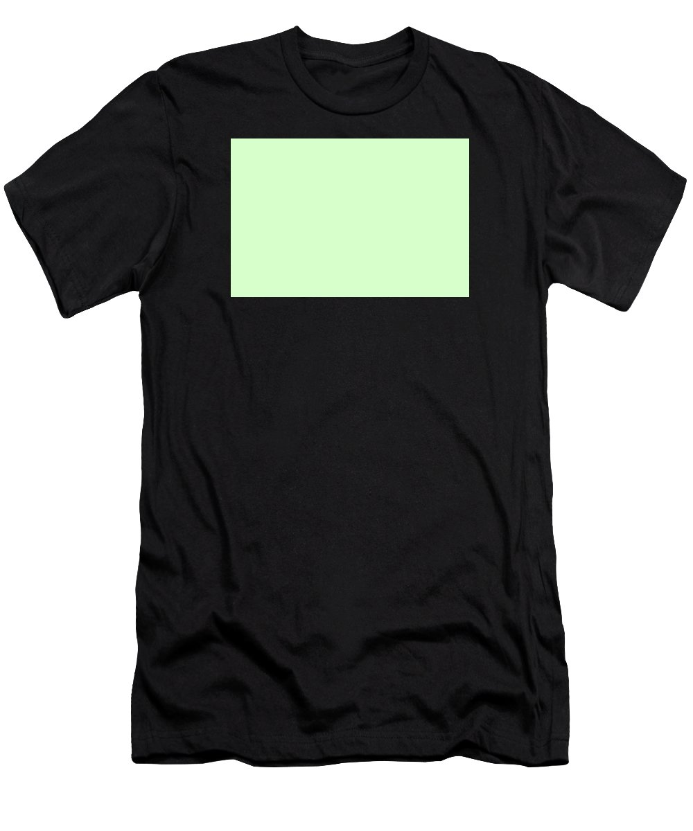 Abstract Men's T-Shirt (Athletic Fit) featuring the digital art C.1.215-255-204.3x2 by Gareth Lewis
