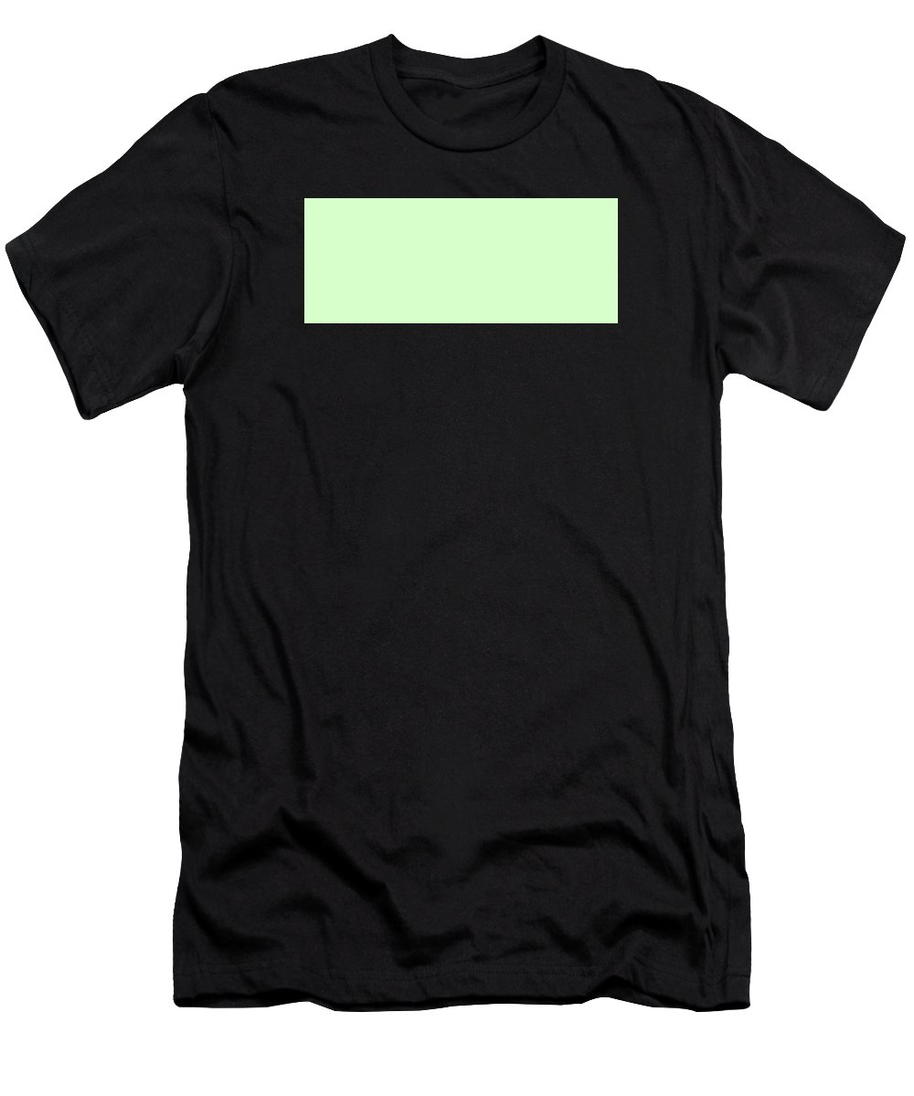 Abstract Men's T-Shirt (Athletic Fit) featuring the digital art C.1.215-255-204.5x2 by Gareth Lewis