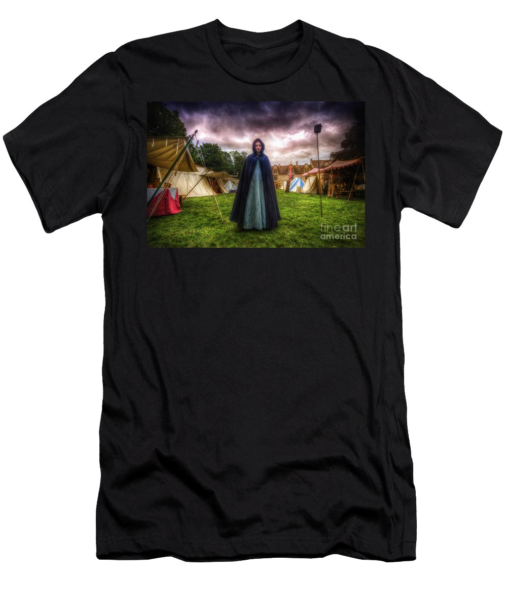 Art Men's T-Shirt (Athletic Fit) featuring the photograph Cloak by Yhun Suarez