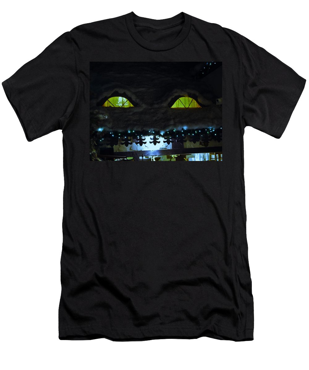 Display Men's T-Shirt (Athletic Fit) featuring the photograph Display by Mark Ball