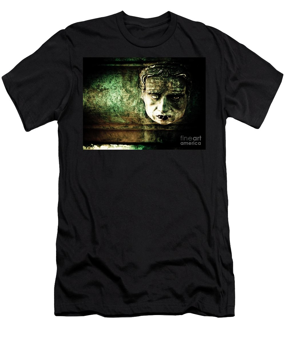 Dry Men's T-Shirt (Athletic Fit) featuring the photograph Dry Spell by Brothers Beerens