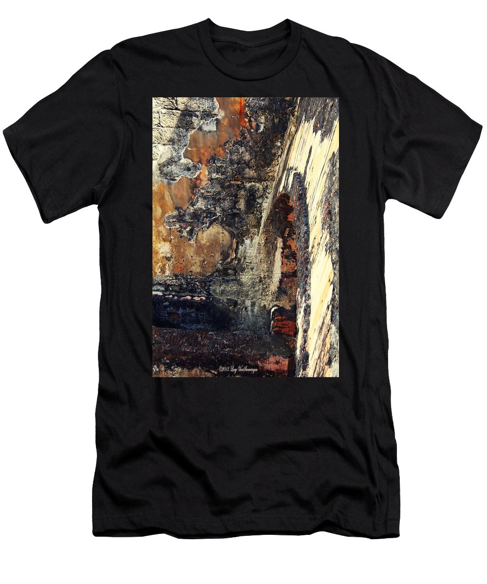 El Morro T-Shirt featuring the photograph El Morro Arch by Lucy VanSwearingen