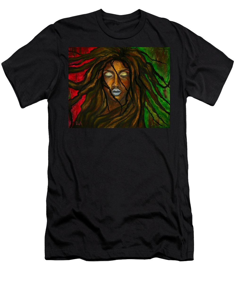 Beautiful T-Shirt featuring the photograph Empress Divine by Artist RiA