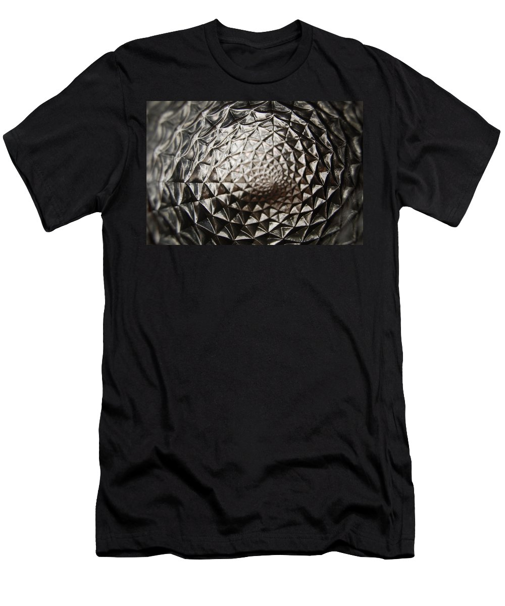 Enveloping Men's T-Shirt (Athletic Fit) featuring the digital art Enveloping by Gina Dsgn