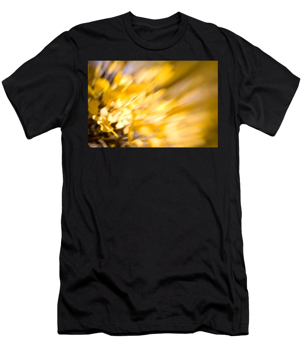 Color Men's T-Shirt (Athletic Fit) featuring the photograph Fall Colors 6730 by Timothy Bischoff