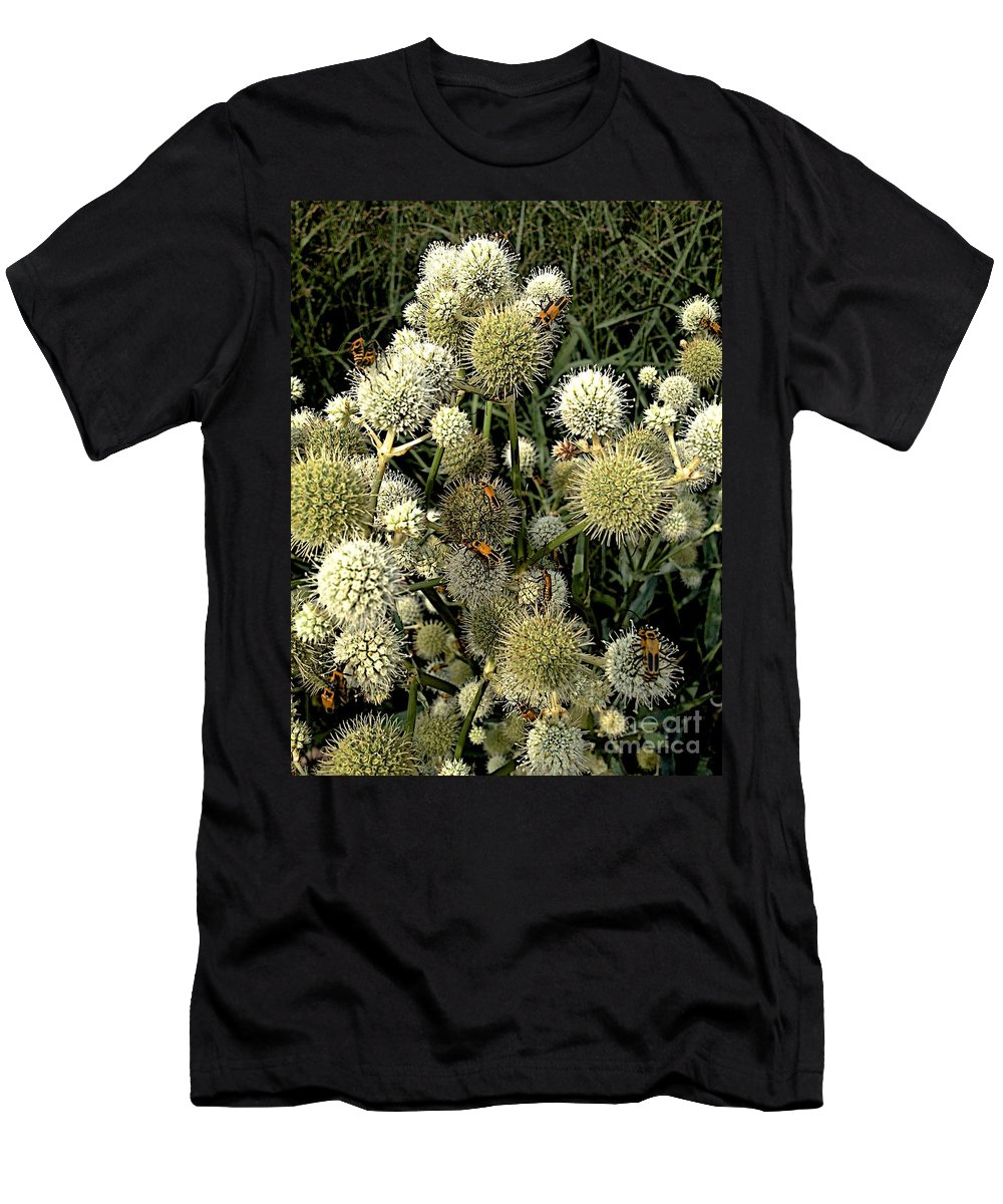 Bugs Men's T-Shirt (Athletic Fit) featuring the photograph Family Affair by Joseph Yarbrough