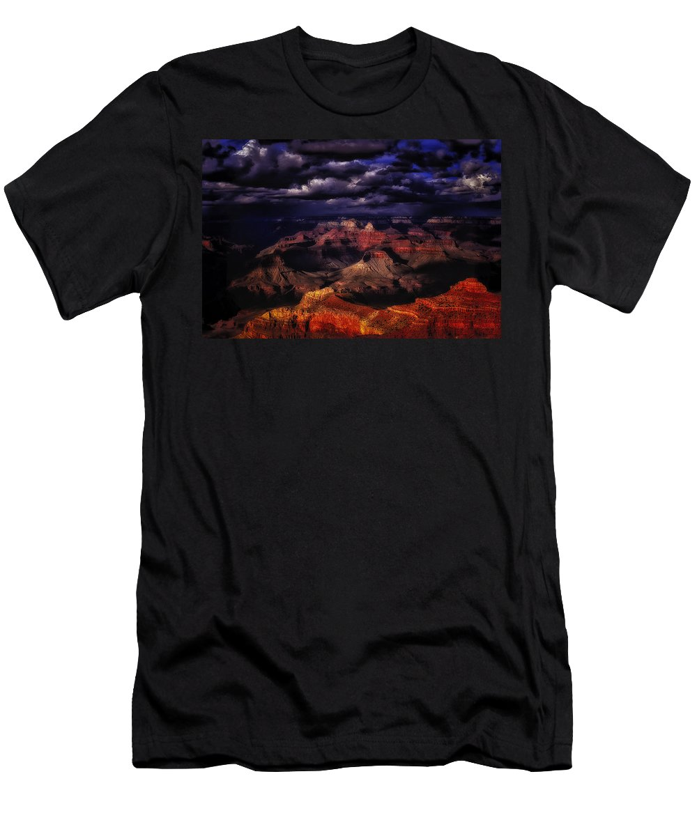 American Men's T-Shirt (Athletic Fit) featuring the photograph Grand Canyon 27 by Ingrid Smith-Johnsen