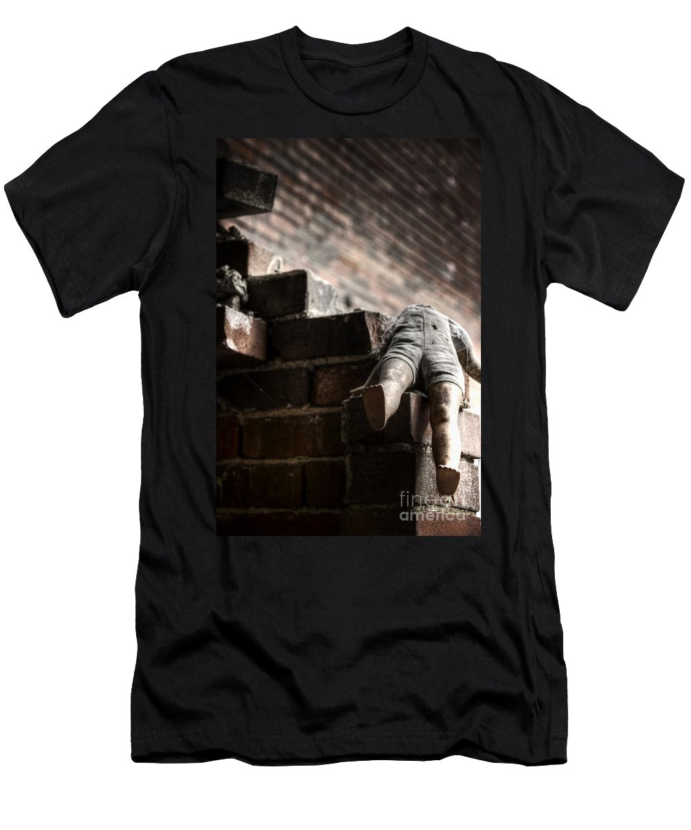 Headless Men's T-Shirt (Athletic Fit) featuring the photograph Headless by Margie Hurwich