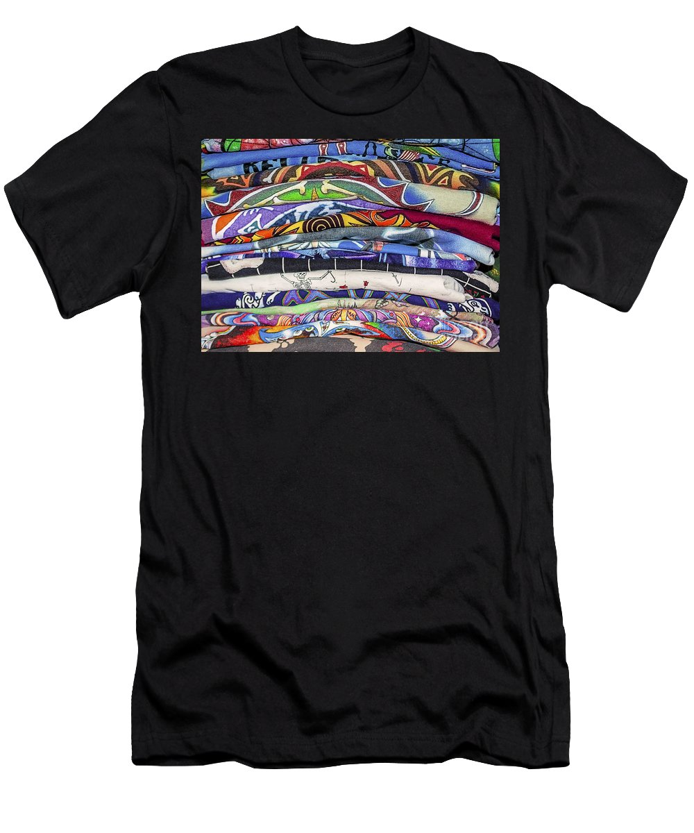 Shirt Men's T-Shirt (Athletic Fit) featuring the photograph His Tshirt Collection by Janice Pariza