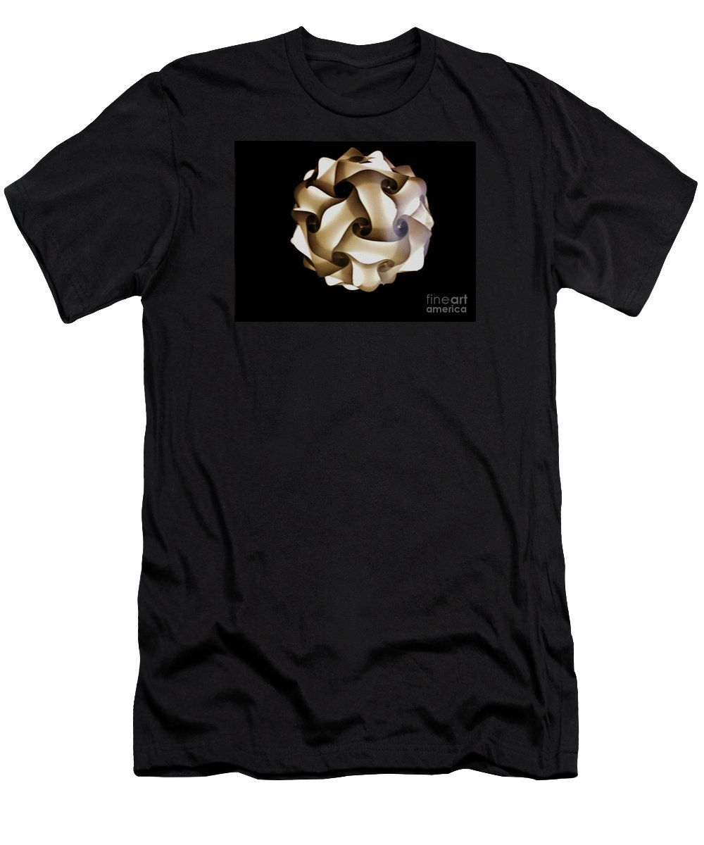 Men's T-Shirt (Athletic Fit) featuring the photograph Honeycomb Hideout by Kelly Awad