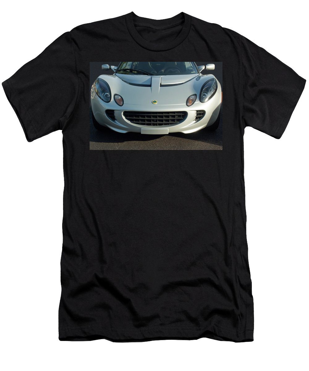 Lotus Elise T-Shirt featuring the photograph Lotus Elise by Jill Reger