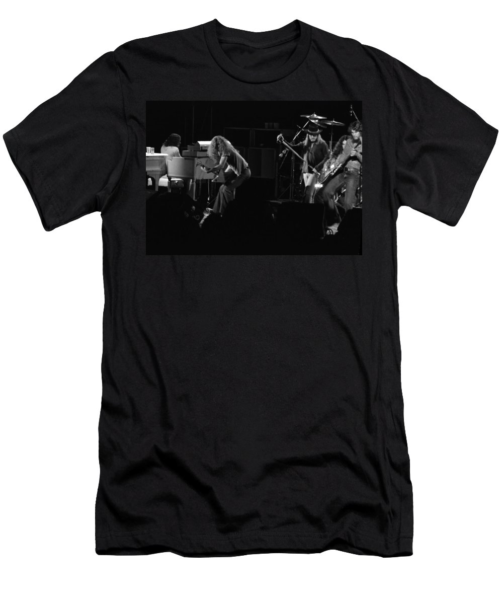 Lynyrd Skynyrd Men's T-Shirt (Athletic Fit) featuring the photograph Ls Spo #20 by Ben Upham