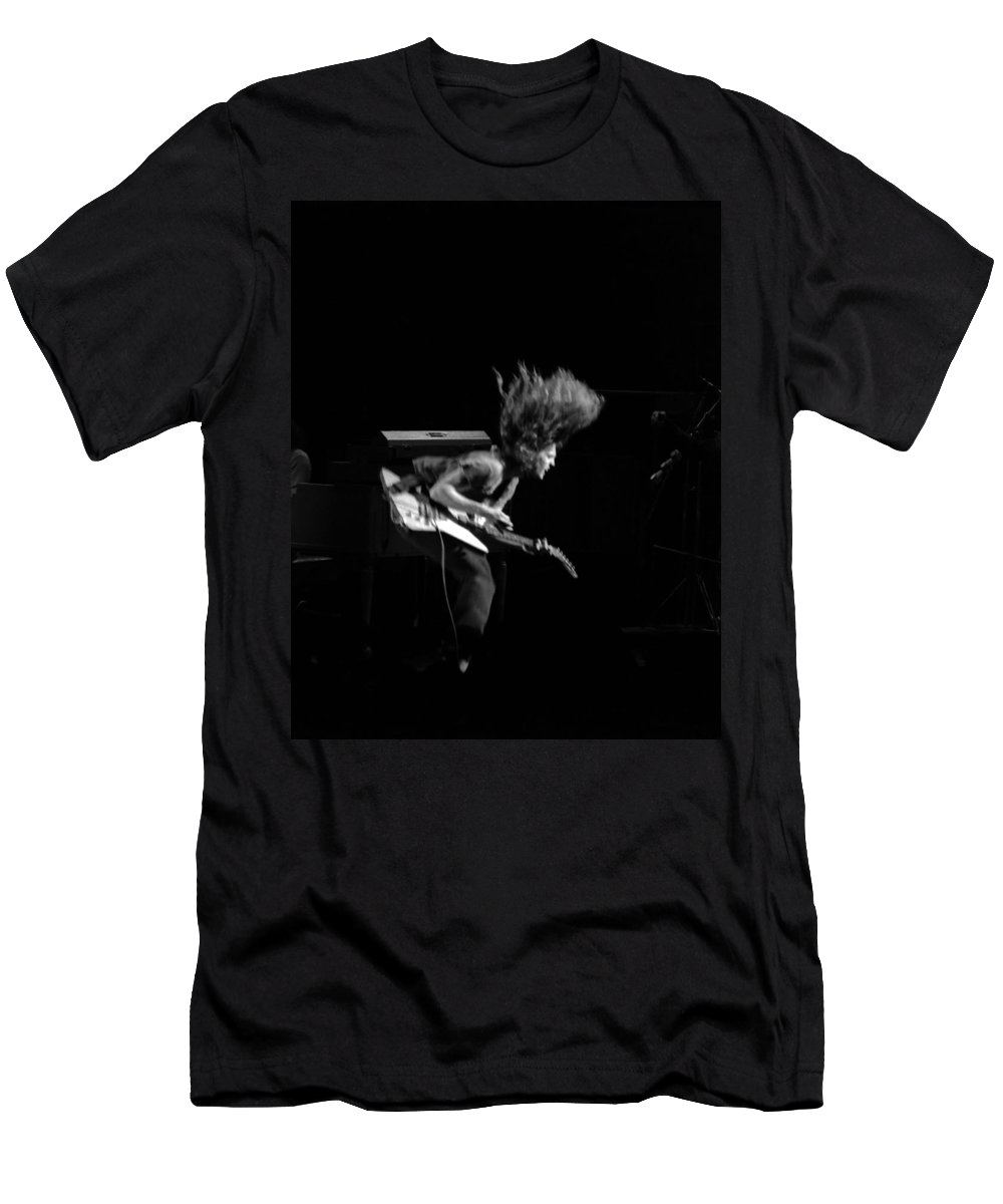 Lynyrd Skynyrd Men's T-Shirt (Athletic Fit) featuring the photograph Ls Spo #22 Crop 2 by Ben Upham