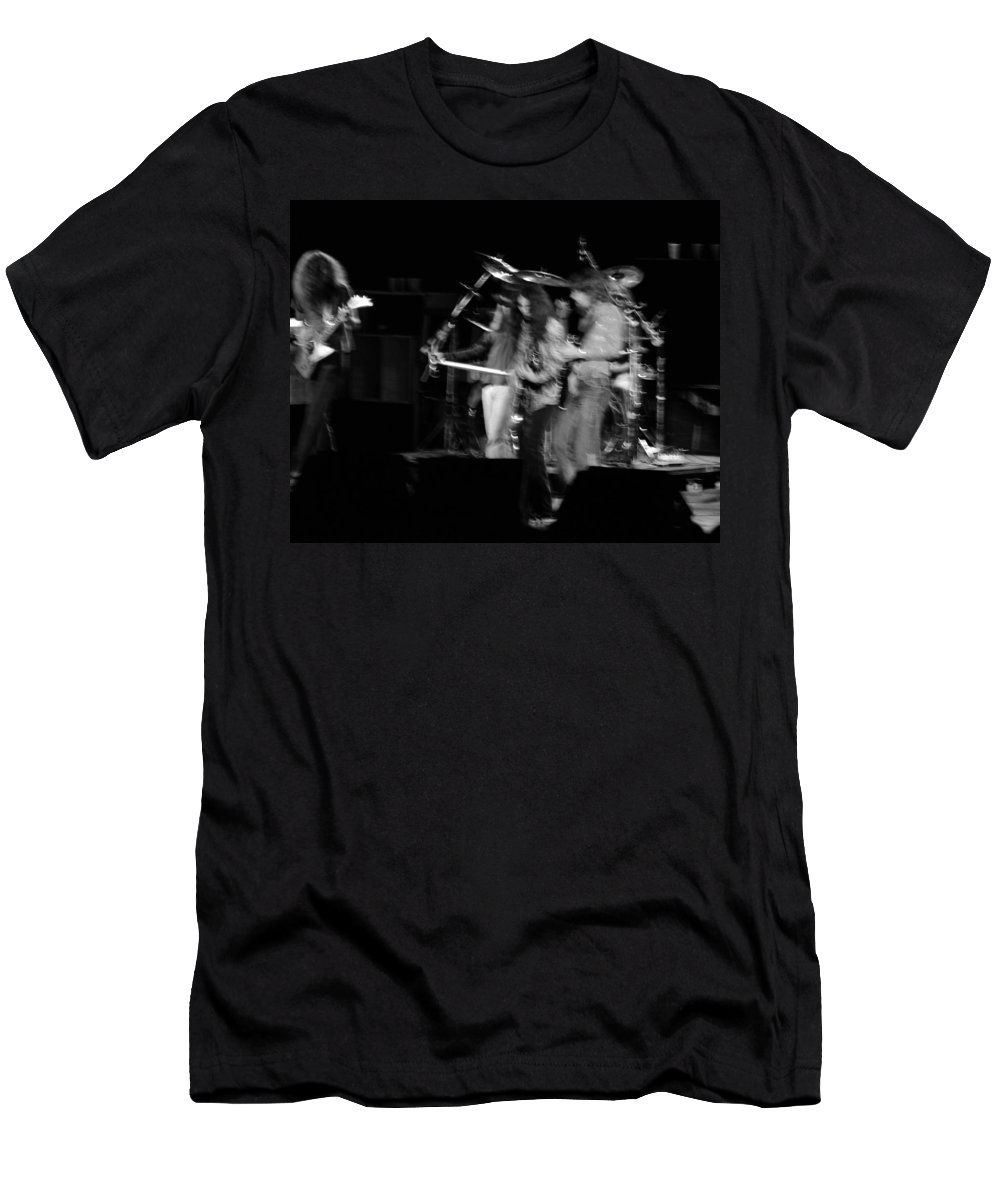 Lynyrd Skynyrd Men's T-Shirt (Athletic Fit) featuring the photograph Ls Spo #67 by Ben Upham