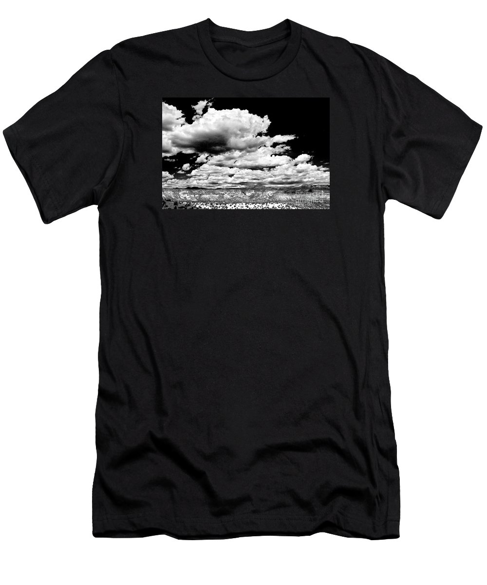 American Southwest Men's T-Shirt (Athletic Fit) featuring the photograph Majestic Southwest by Roselynne Broussard