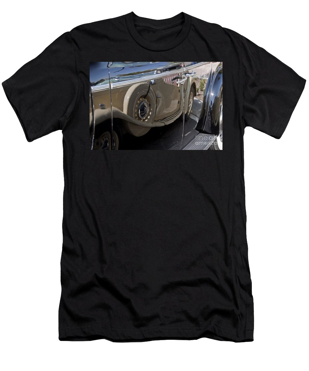 1932 Ford Coupe Men's T-Shirt (Athletic Fit) featuring the photograph Mg Or Not To Be by Roy Thoman
