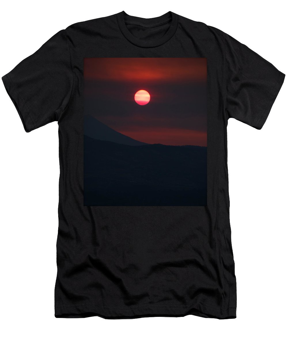 Mystical Men's T-Shirt (Athletic Fit) featuring the photograph Mystical by Tara Fisher
