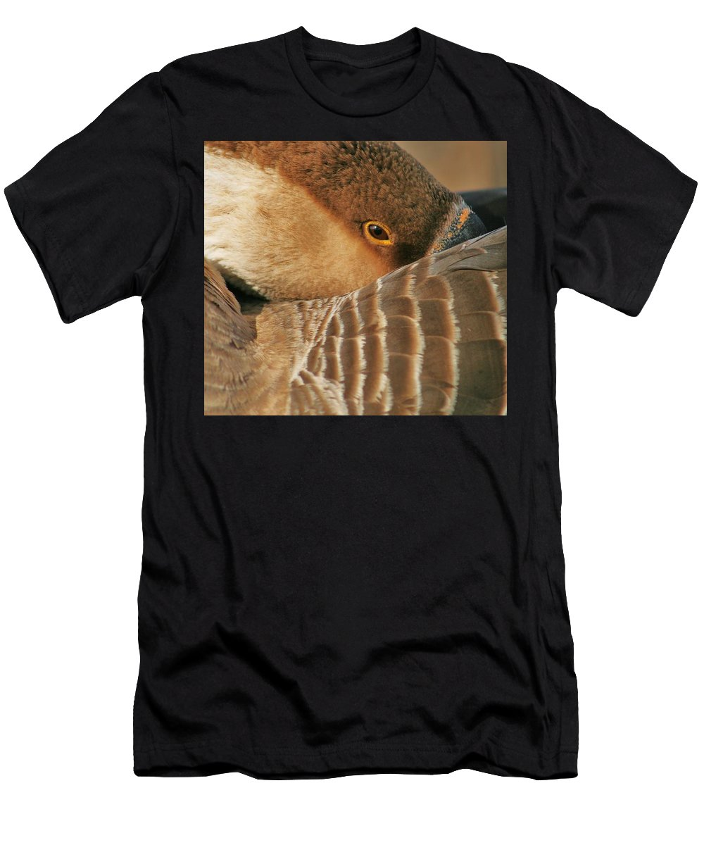 Nature Men's T-Shirt (Athletic Fit) featuring the photograph Natural Beauty by Valia Bradshaw