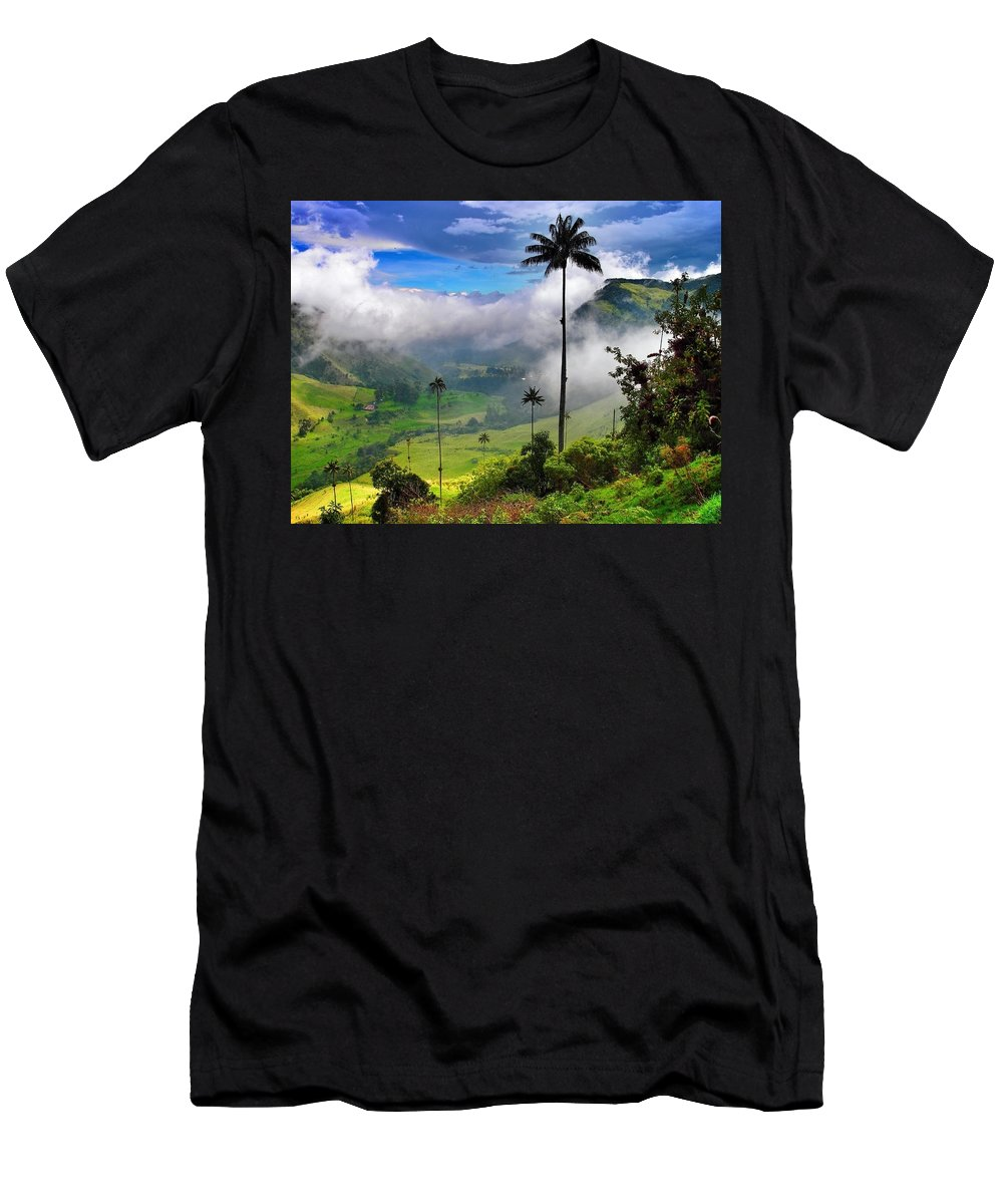 Nephilim T-Shirt featuring the photograph Nephilim by Skip Hunt