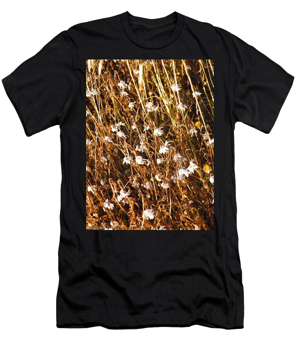 Dead Men's T-Shirt (Athletic Fit) featuring the photograph No Daisey At All by Nick Kirby